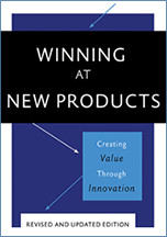 Winning at New Products - Best-selling book on innovation management